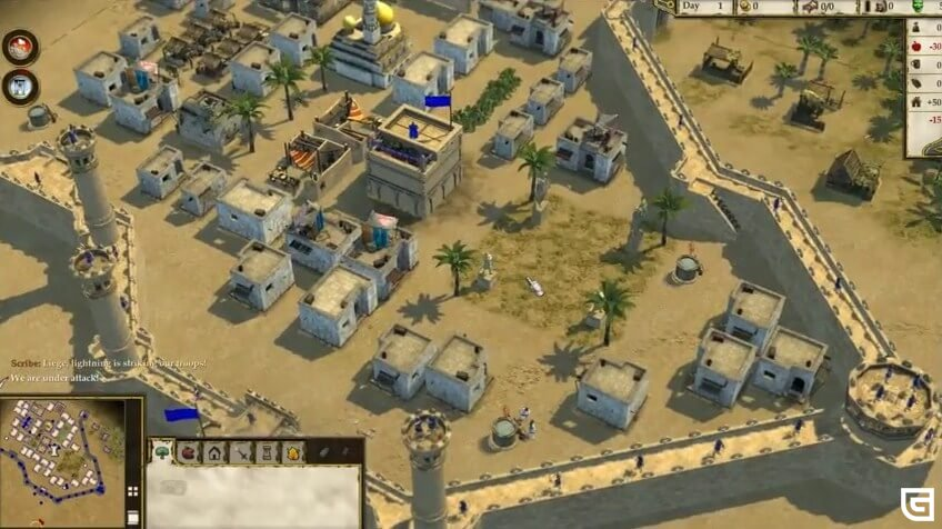 Stronghold Crusader 2 Free Download full version pc game for ...