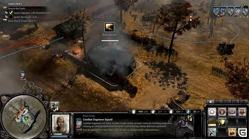 Company Of Heroes 2 Free Download Full Version Pc Game For Windows Xp 7 8 10 Torrent Gidofgames Com