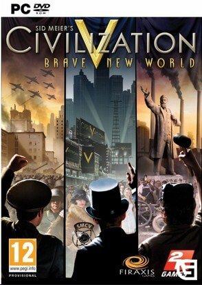 Civilization v: brave new world (civilization v: дивный новый мир.