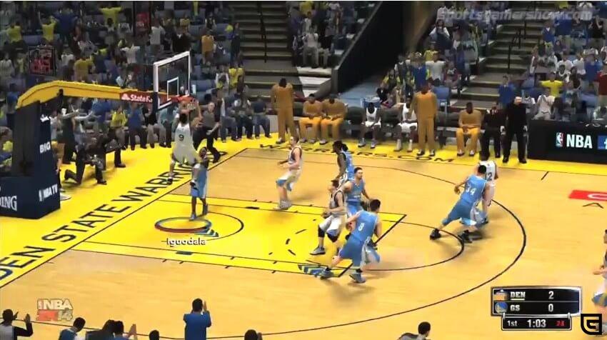 NBA 2K14 Free Download full version pc game for Windows ...