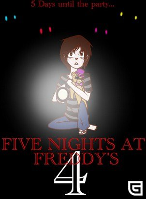 Five Nights at Freddy's 4 Free Download full version pc game