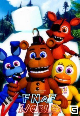 FNaF World Free Download full version pc game for Windows
