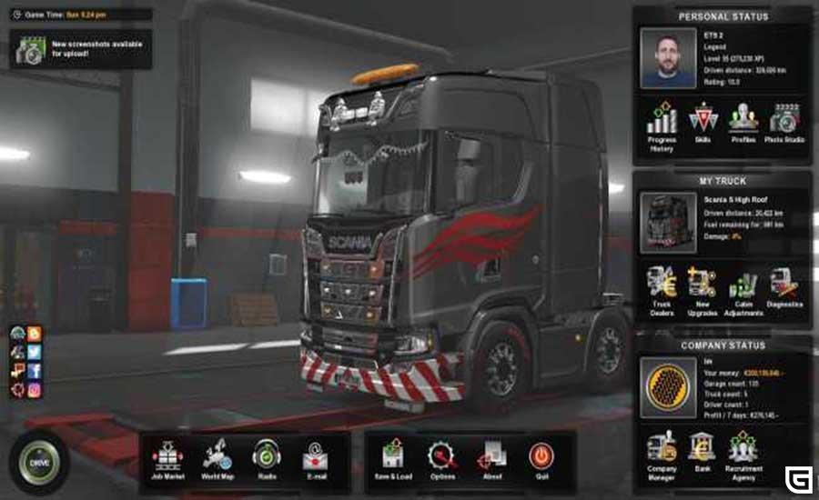 euro truck simulator 2 free download for windows 7