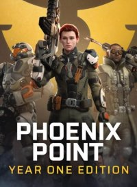 Phoenix Point: Year One Edition Poster